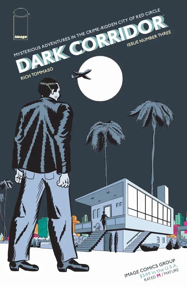 Dark Corridor #3 Review
