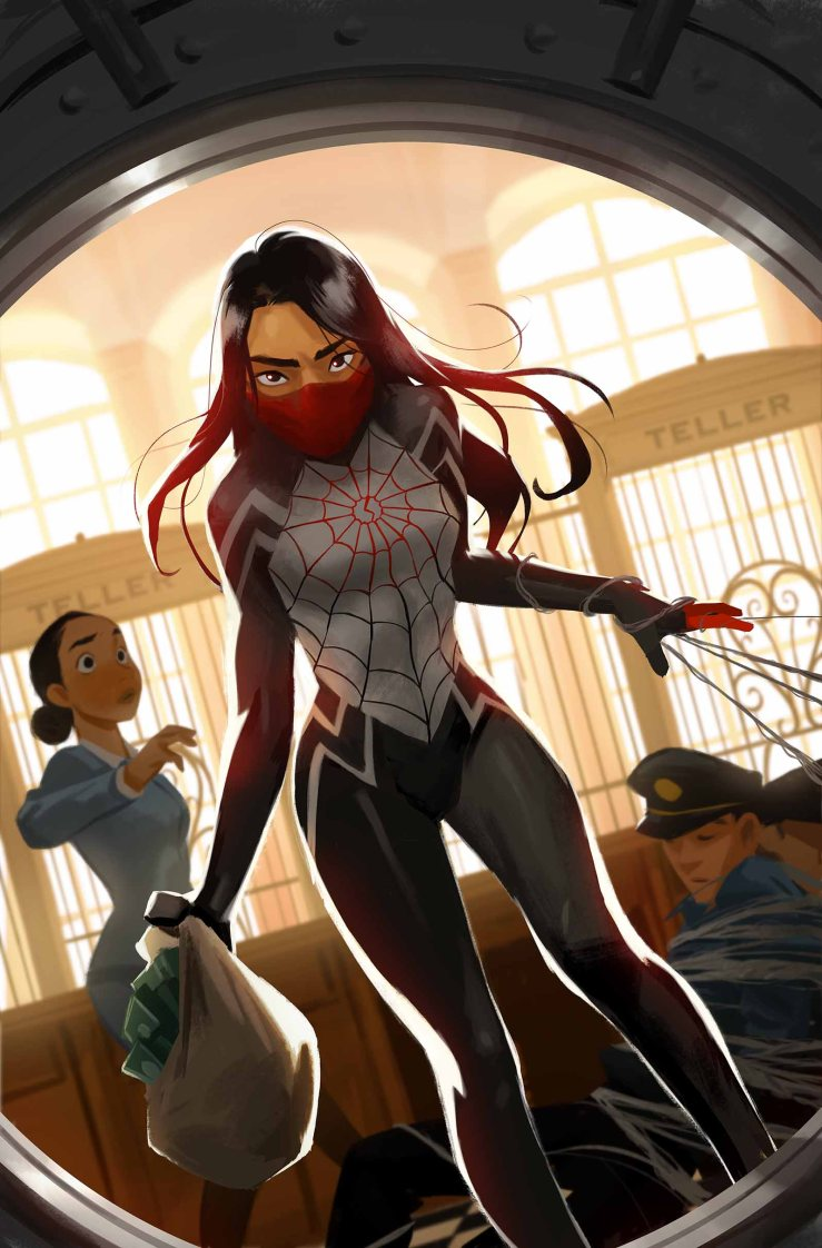 Marvel Preview: Silk #1