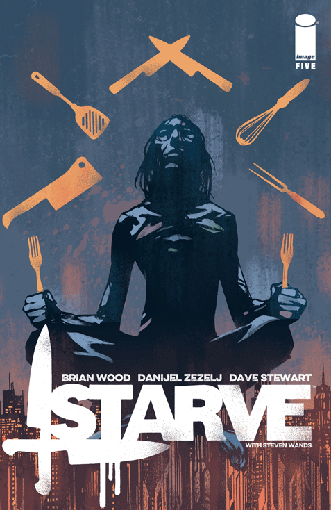 Starve #5 Review