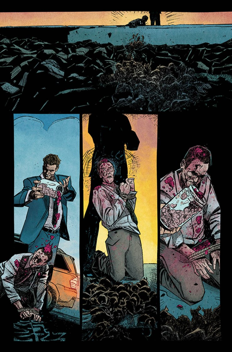 The Hangman #1 Review