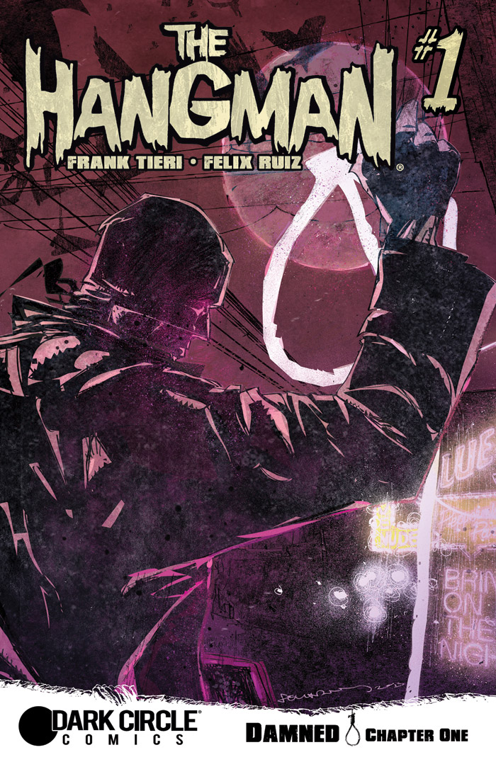 Dark Circle Preview: The Hangman #1