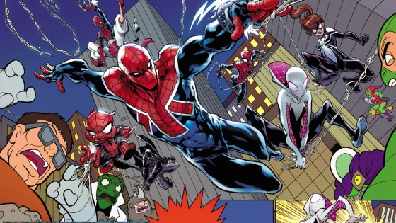 Marvel Preview: Web Warriors #1