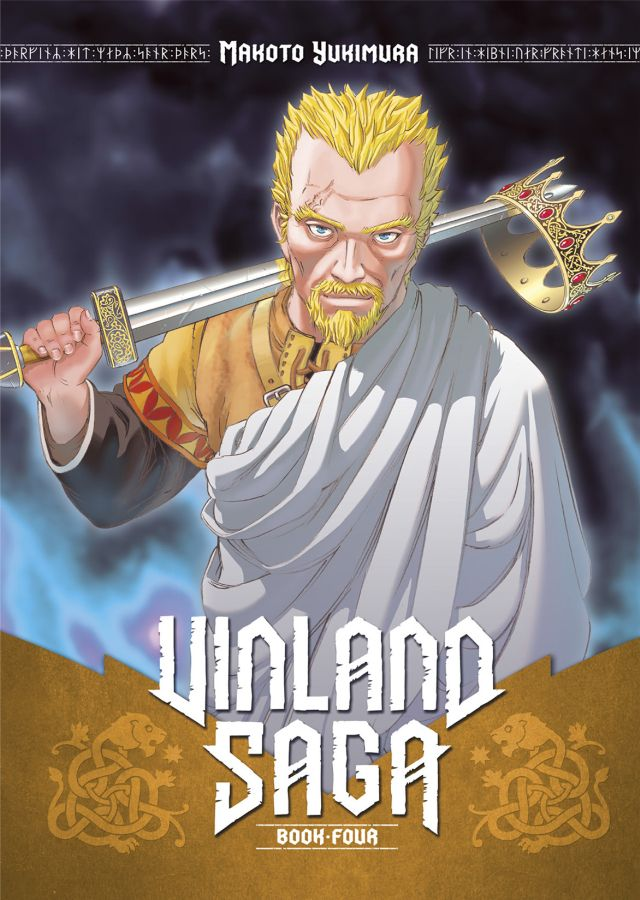 Vinland Saga Book 4 Review
