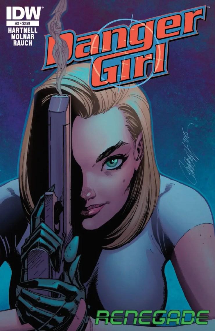 Danger Girl:  Renegade #2 Review