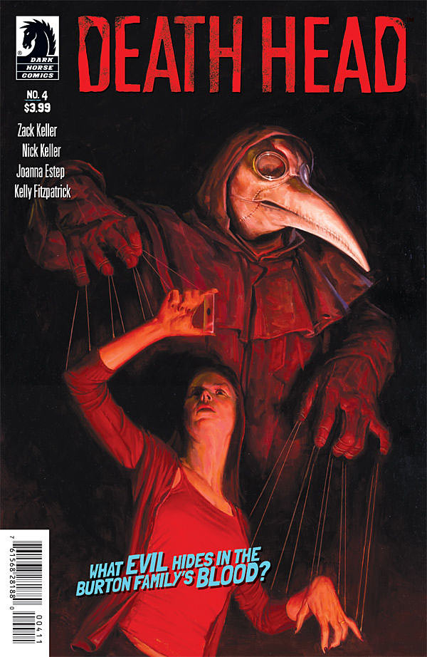 Death Head #4 Review