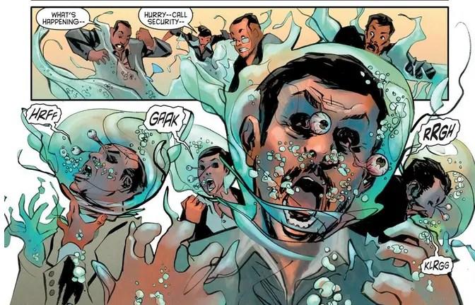 Panels in Poor Taste: 10/9/15 - Sneezing in the Gravy