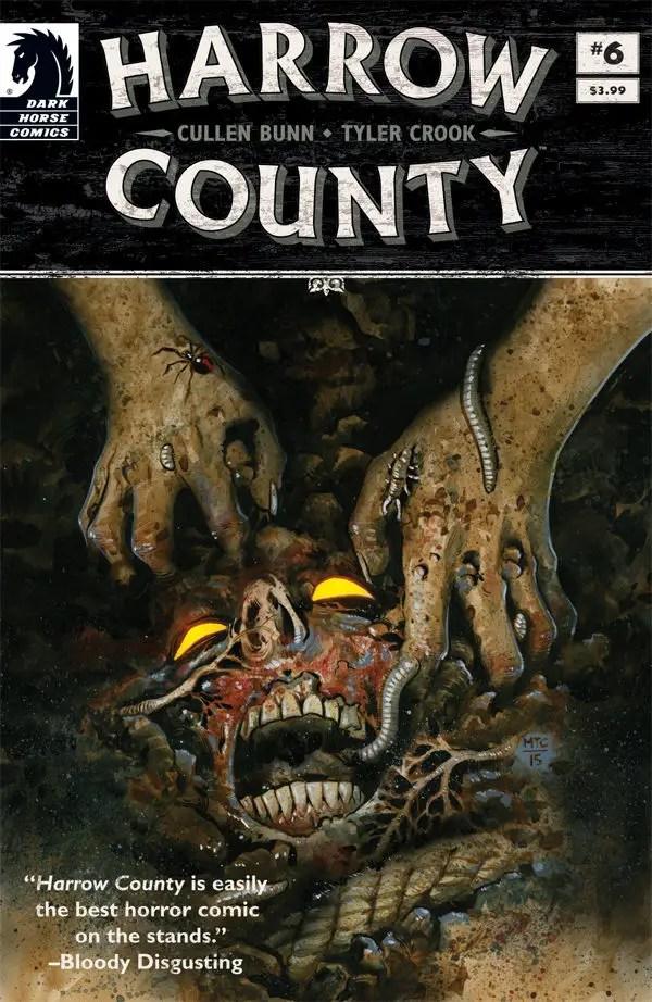 Harrow County #6 Review