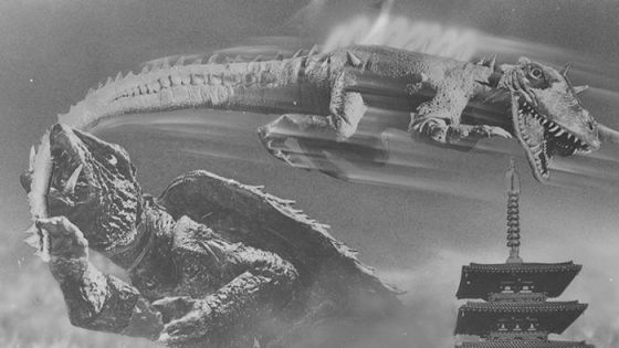 War of the Monsters (1966) Review