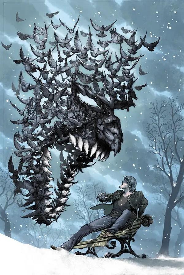Exclusive Dark Horse Preview: Colder: Toss the Bones #3