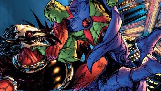 In many ways Martian Manhunter is the least explored character with the highest potential in the DCU. He's cold and unfamiliar, largely because his emotions are cold and his view of humanity is unfamiliar. He's immensely powerful, yet kind at heart. In some ways you could compare him to Vision over in the Marvel universe. That makes me all the more interested in his featured play in this week's Justice League, but is it good?