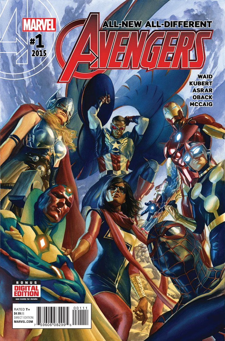 All-New All-Different Avengers #1 Review