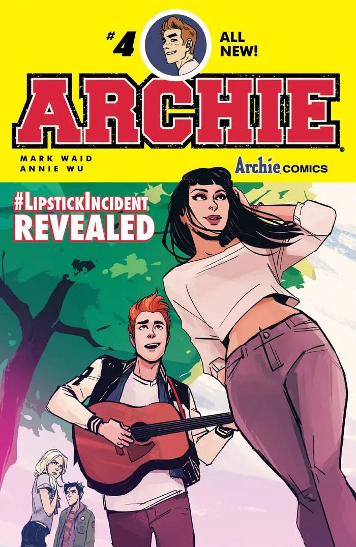 Archie Preview: Archie #4