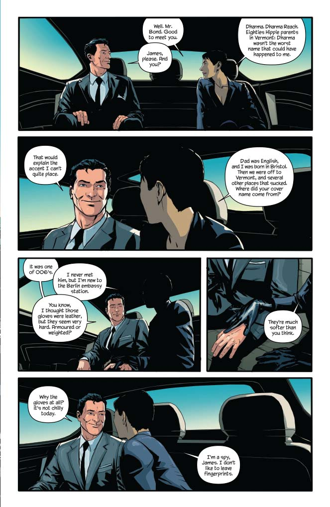 James Bond #2 Review
