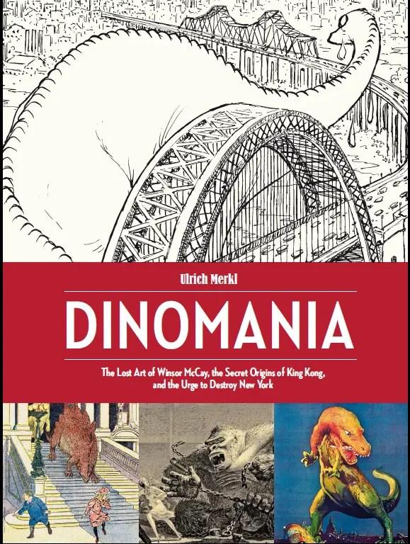 Dinomania Cover