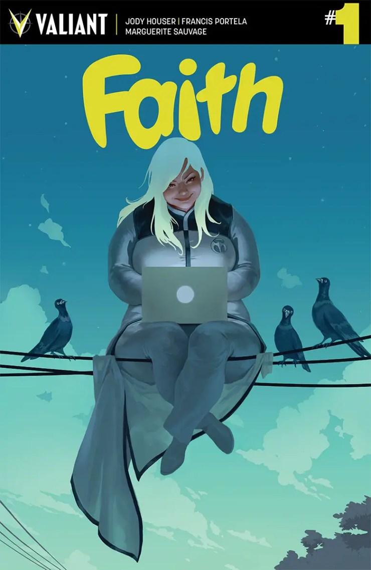 Valiant Preview: Faith #1