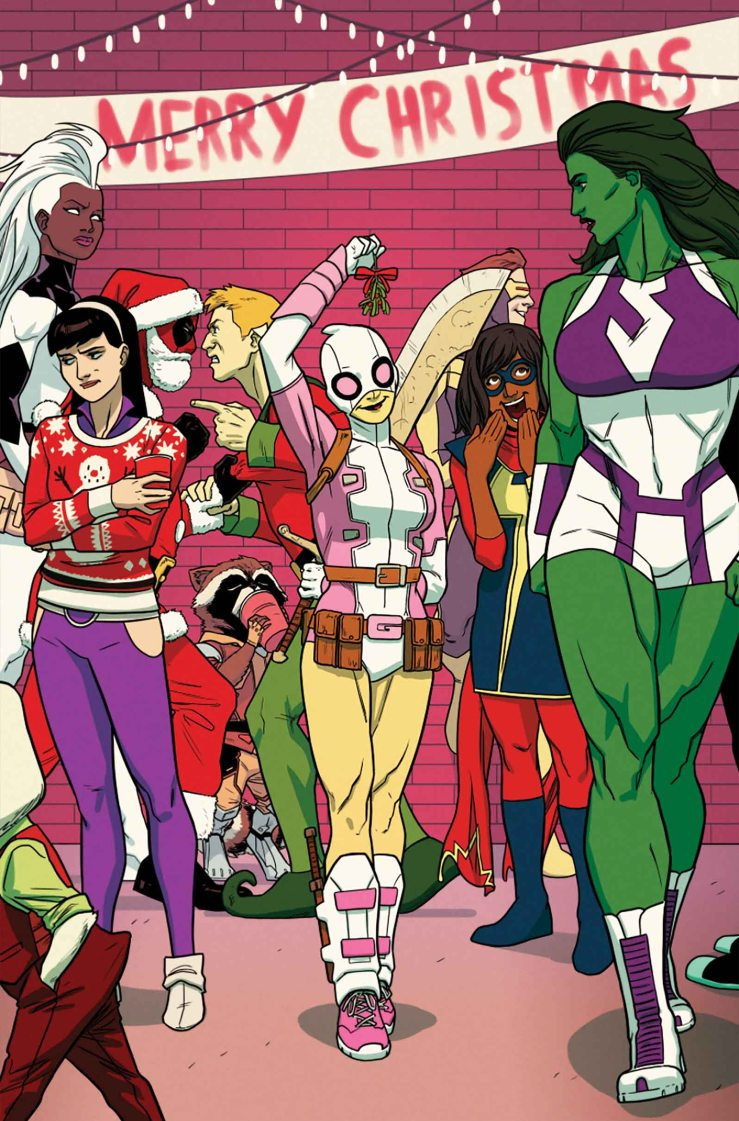 Marvel Preview: Gwenpool Special #1