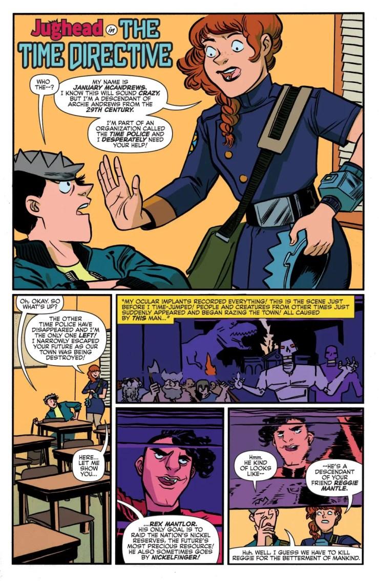 Jughead #2 Review