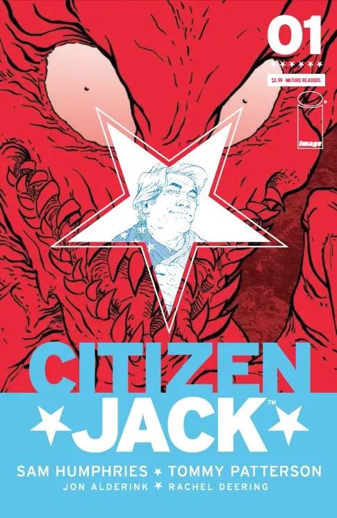 Citizen Jack #1 Review