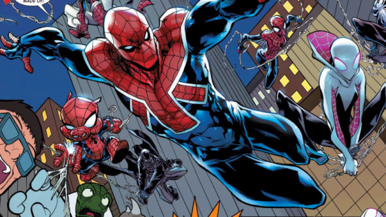 The question comes up in this new series on why there needs to be superhero teams at all. There are two answers. It's an interesting take, but is it good?