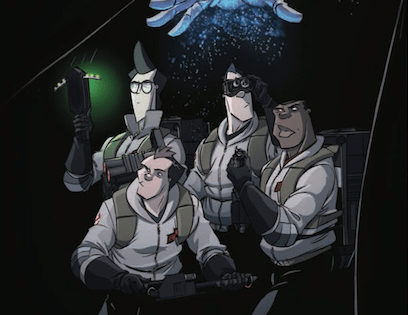 IDW Preview: Ghostbusters Annual 2015