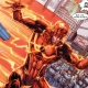 Call me crazy but Flash has the coolest power.  Imagine all the conventional things you could do with it!  Hell even Jason Aaron agrees with me. I take a look at the latest issue of The Flash to answer the question, is it good?