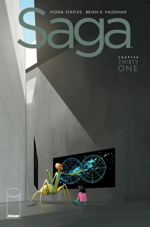 Saga #31 Review