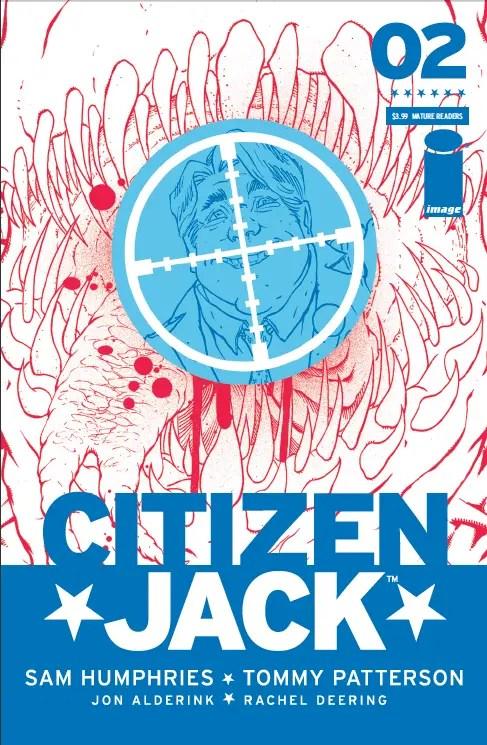 Citizen Jack #2 Review