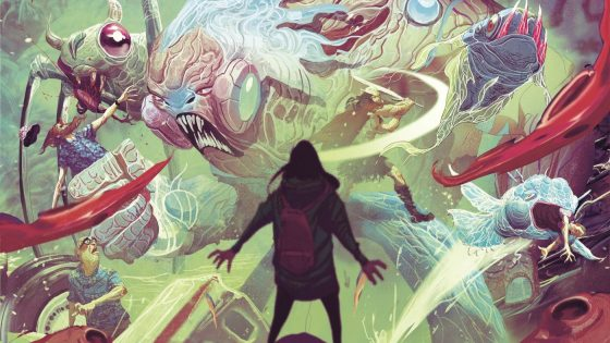 The smash-hit Secret Wars series is back! And just when you thought the journey was coming to an end. This December, book a trip to the strangest place in the entire Marvel Universe in the all-new WEIRDWORLD #1 – coming at you from blockbuster writer Sam Humphries (Legendary Star-Lord) and fan-favorite Weirdworld artist Mike Del Mundo! Ripped from the pages of Secret Wars comes a most dangerous destination – chock full of swords, sorcery, rocket launchers and all manner of oddities firmly planted in the All-New Marvel Universe!