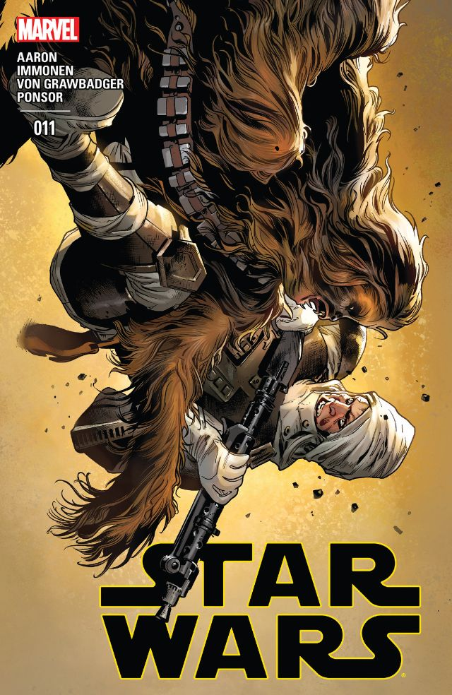 Star Wars #11 Review
