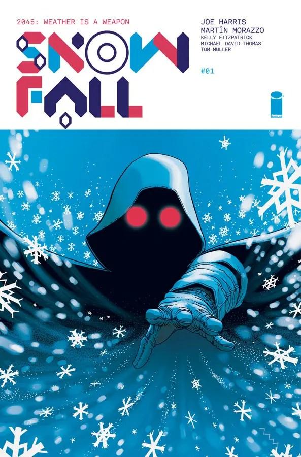 Image Preview: Snowfall #1