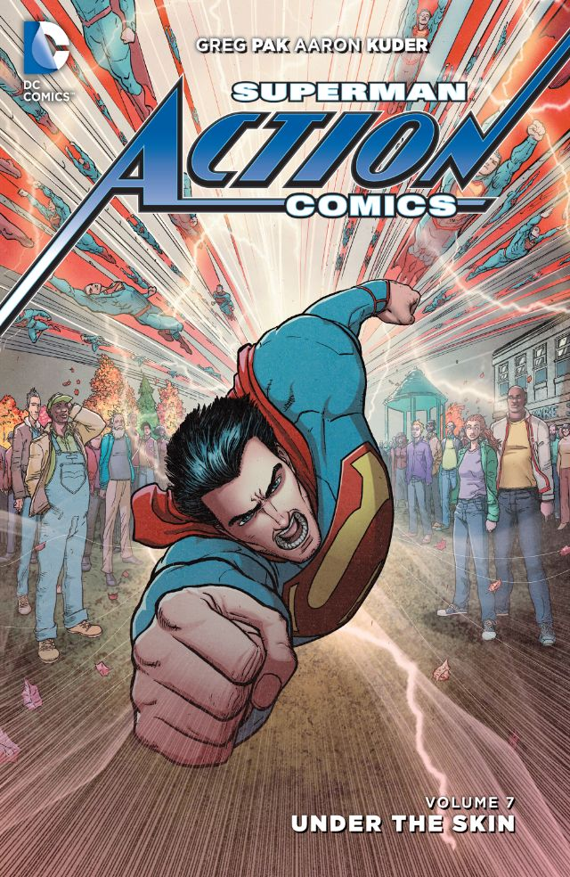 Superman - Action Comics Vol. 7: Under the Skin Review