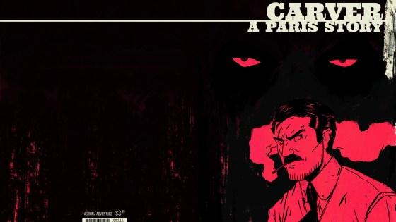 Z2 Comics Preview: Carver: A Paris Story