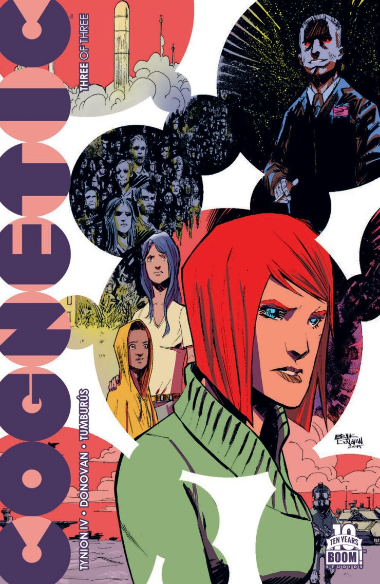 Cognetic #3 Review