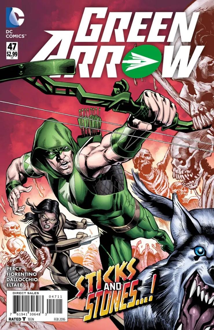 Green Arrow #47 Review