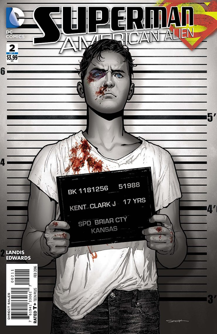 Superman: American Alien #2 Review