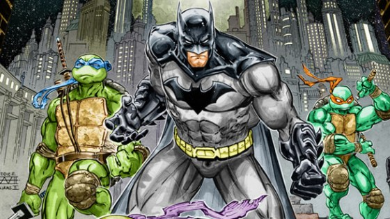 Batman/Teenage Mutant Ninja Turtles HC Review