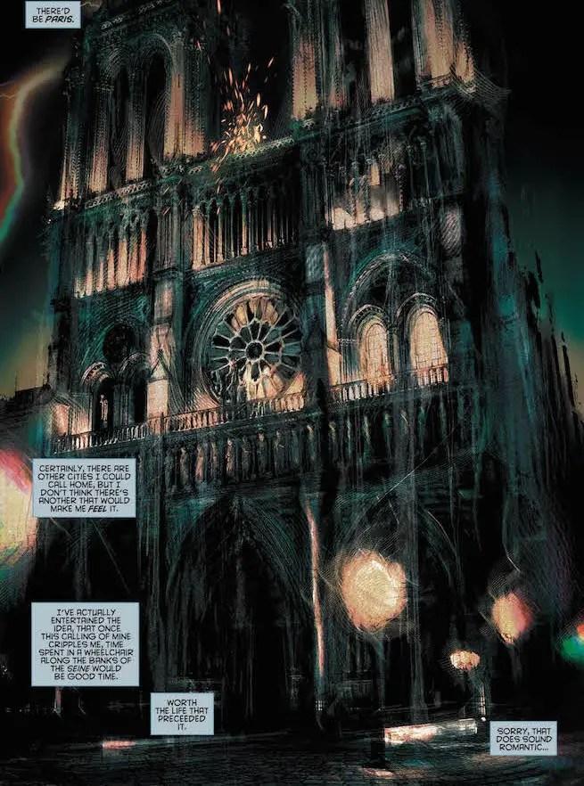 Batman: Europa #3 Review