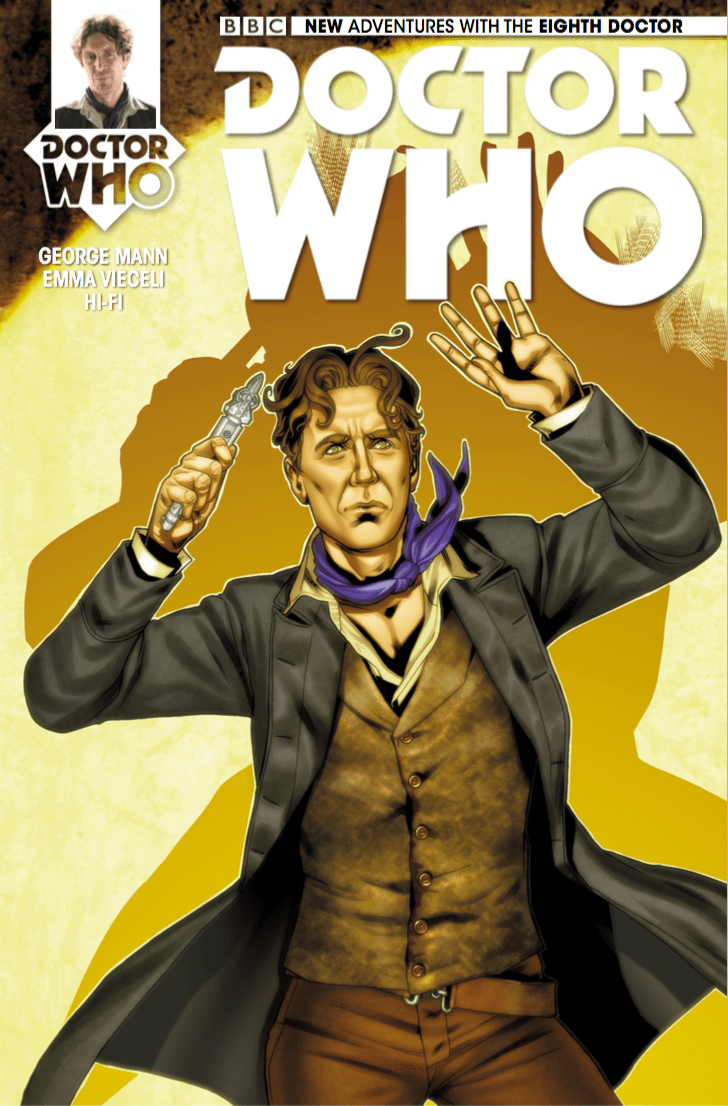 Doctor Who: The Eighth Doctor #2 Review