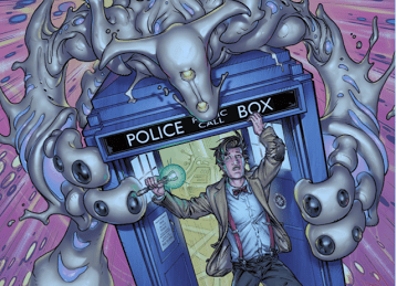 Some of the best bits of the Doctor Who television series are the overarcing storylines that encompass the whole season.   When it comes to comics, reading a collection of multiple volumes might be the next best thing, especially ones starring the fan favorite eleventh doctor. With the release of The Eleventh Doctor Vol. 3: Conversion by Titan comics we get to do just that.