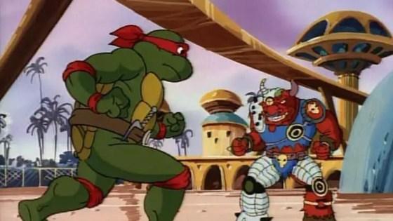 Teenage Mutant Ninja Turtles (1987) Season 7, Part 4 Review