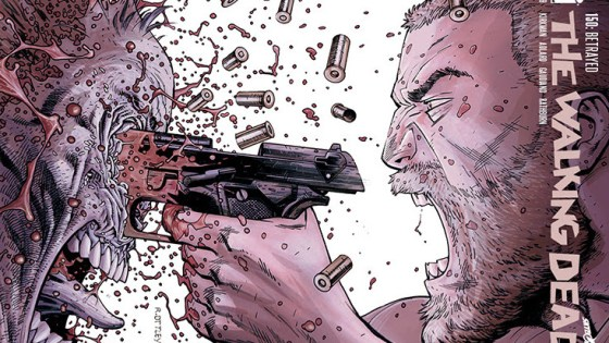 Image Preview: Walking Dead #150 Covers