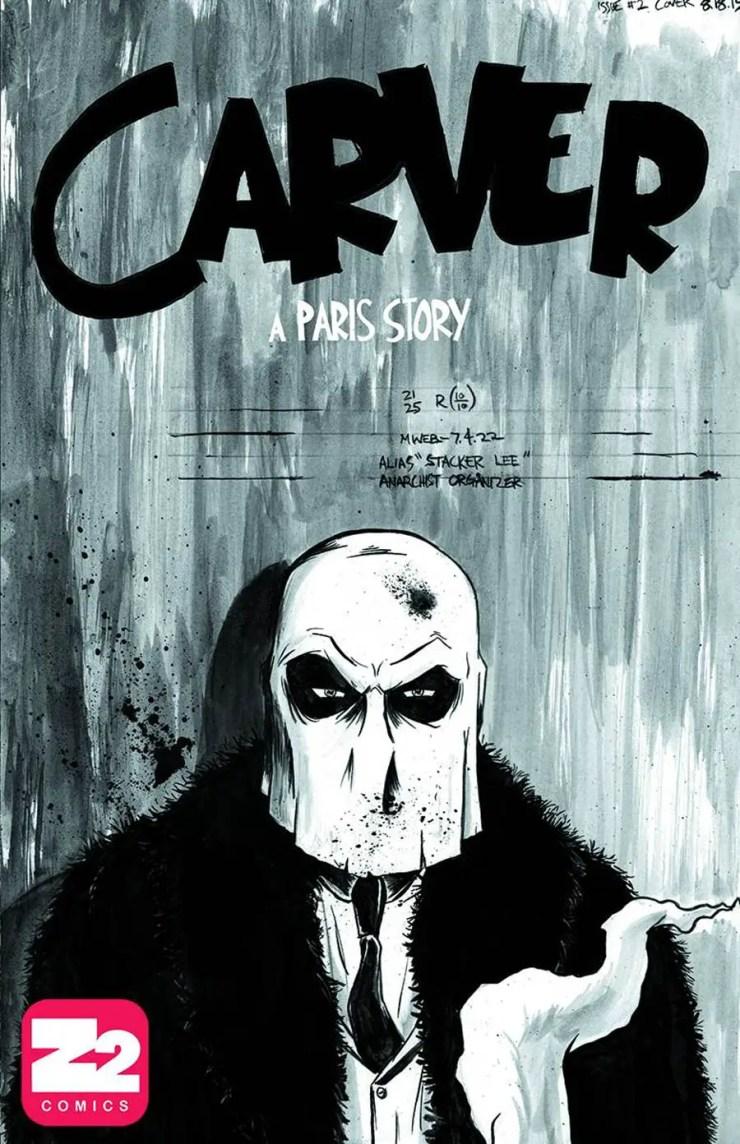 Carver: A Paris Story #2 Review
