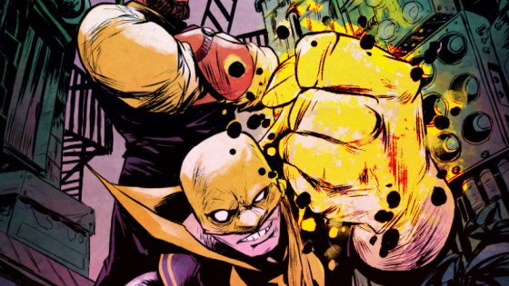 Marvel Preview: Power Man and Iron Fist #1