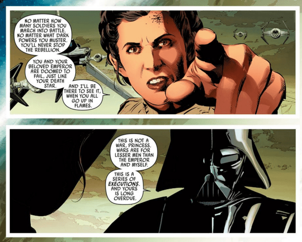 Star Wars #14 Review
