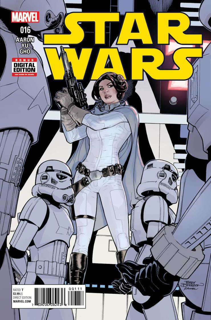 Marvel Preview: Star Wars #16