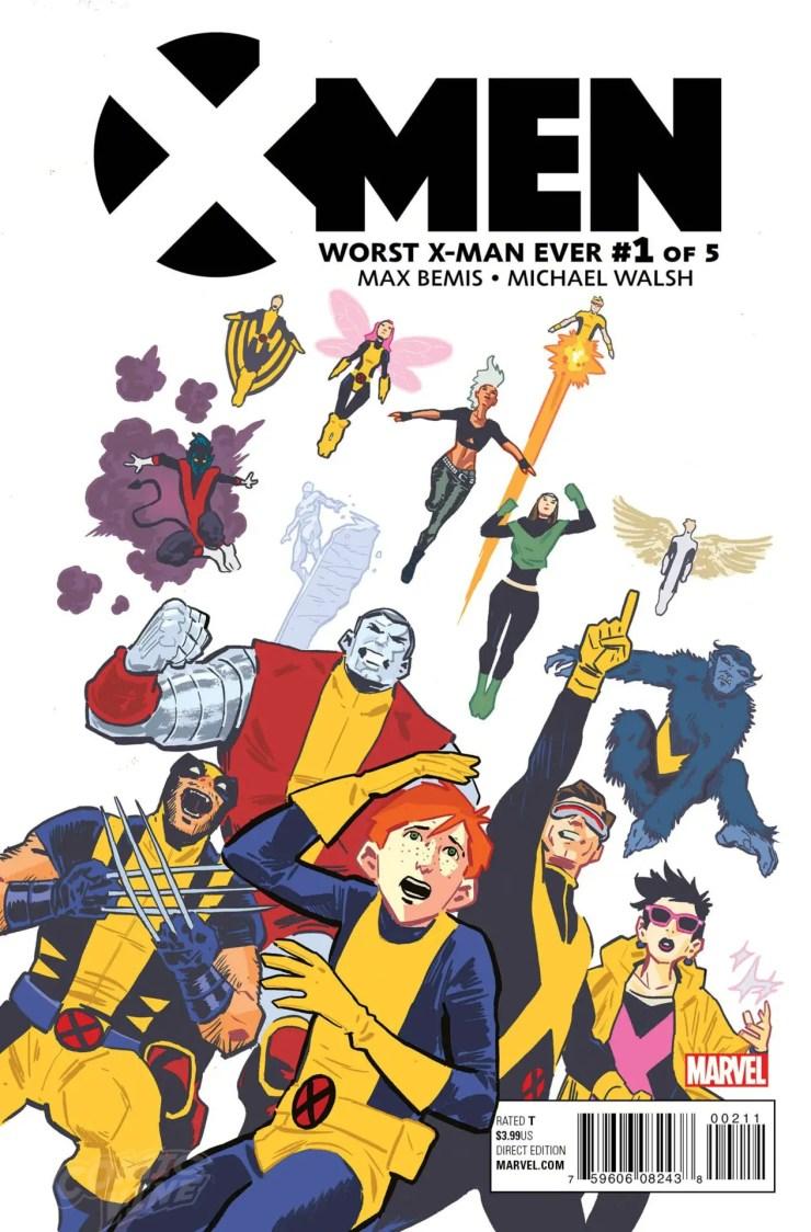 X-Men: Worst X-Man Ever #1 Review