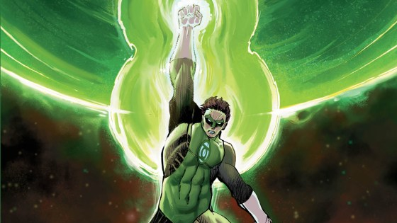 A SNEAK PEEK OF DARK KNIGHT UNIVERSE PRESENTS: GREEN LANTERN FROM DC ENTERTAINMENT