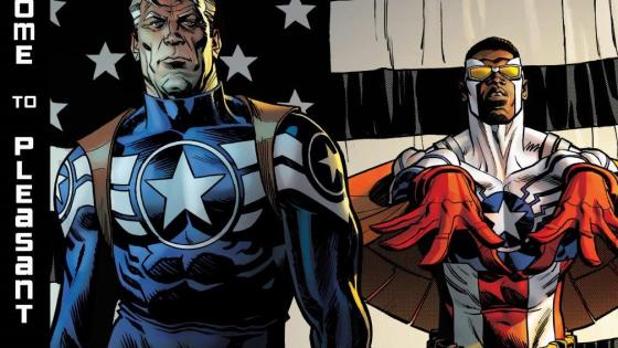 Marvel Preview: Avengers Standoff: Welcome to Pleasant Hill #1