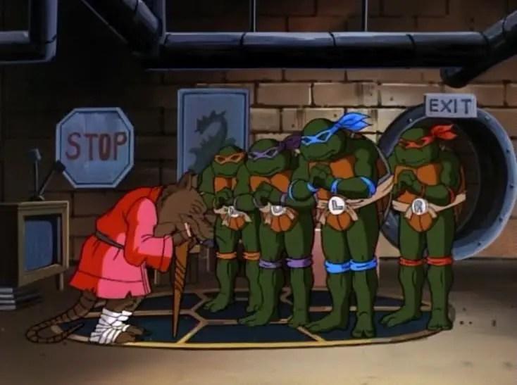 teenage-mutant-ninja-turtles-season-10-splinter-turtles-bowing