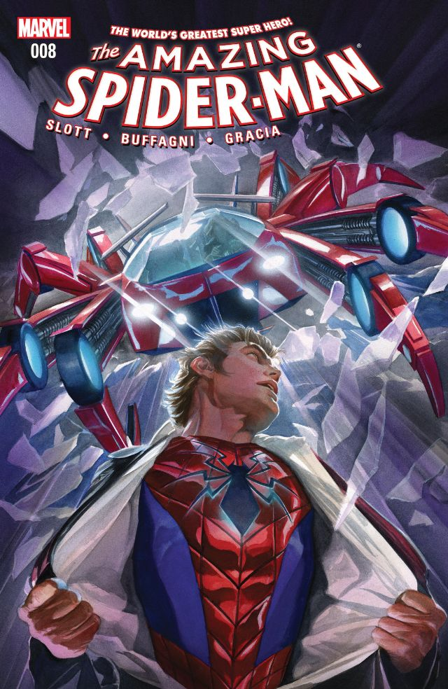 Amazing Spider-Man #8 Review